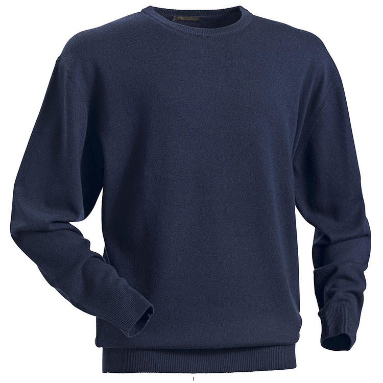 Royal Spencer Herrenpullover Kaschmir-Seide Rundhals