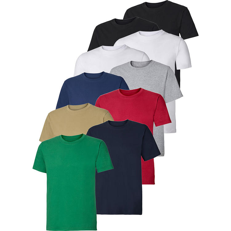 ColorU 10er Pack T-Shirts