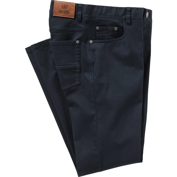 Franco Bettoni Herren Stretch-Jeans