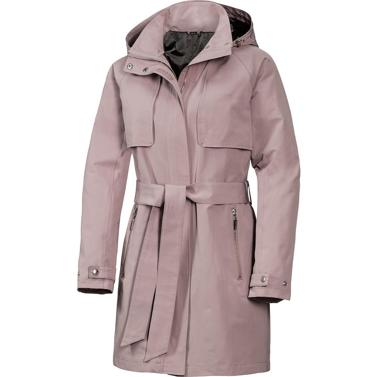 sports shoes e022f 02d21 Emilia Parker Damen Trenchcoat - Mäntel Damen - Vorteilshop