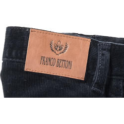 Franco Bettoni Herren Stretch-Cordjeans