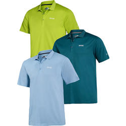Regatta 3er Pack Herren Polo-Shirts