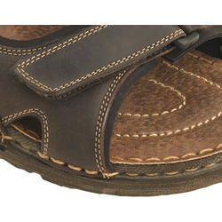 Out-Put Leder-Trekkingsandalen