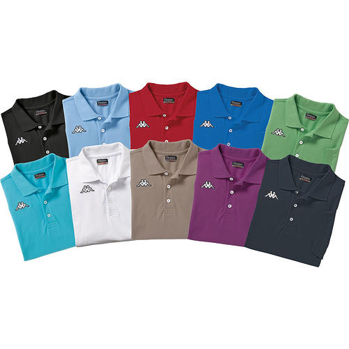 Kappa 10er Pack Polo-Shirts
