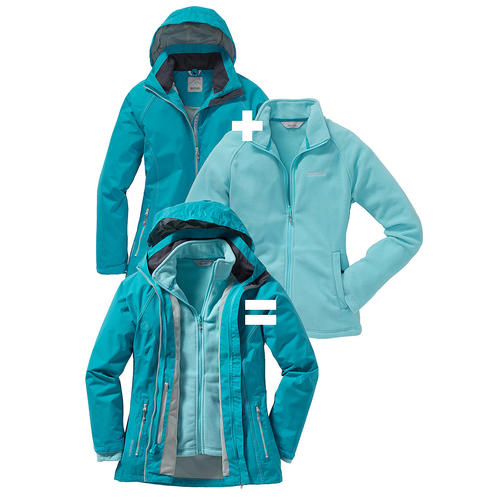 Regatta Damenjacke 3-in-1