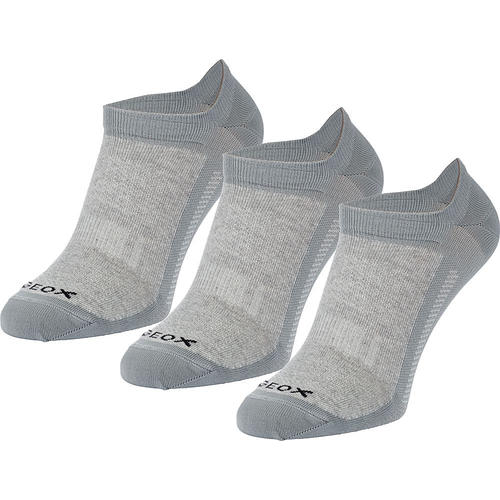3er Pack Herren Sneaker-Socken Invisible GEOX