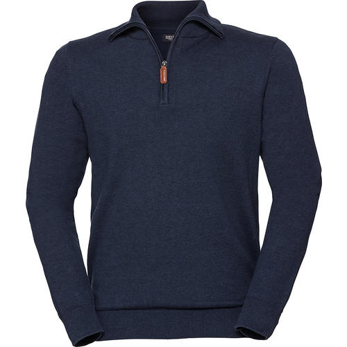 Franco Bettoni Herren Zipper-Pullover