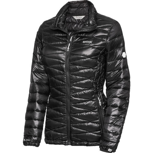 Regatta Damen Steppjacke in Metallic-Optik