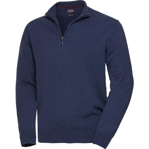 Franco Bettoni Herren Zipperpullover