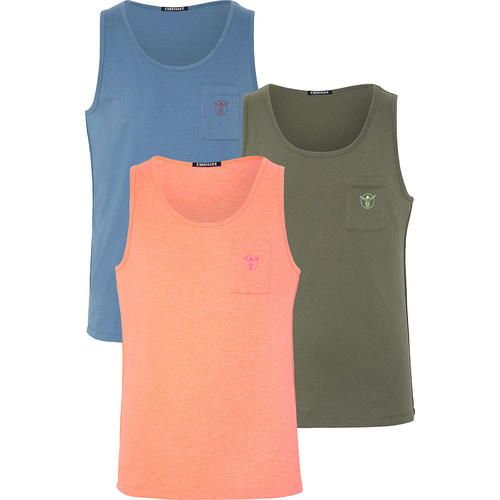 Chiemsee 3er Pack Tank Top
