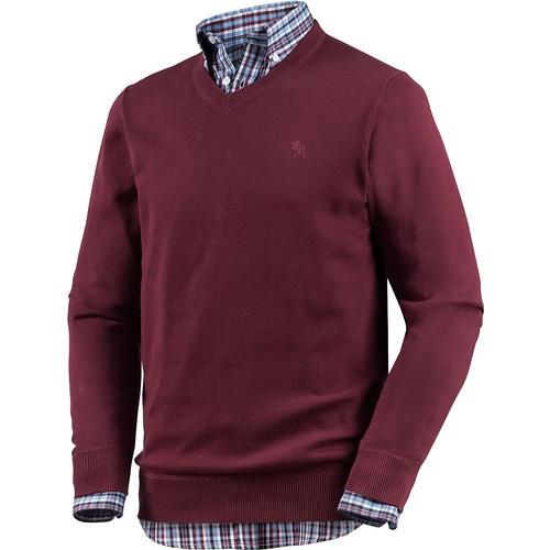Otto Kern Set Pullover und Hemd