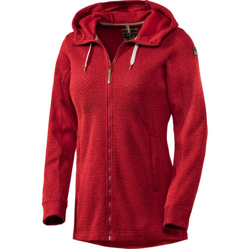 Icepeak Damen Strickfleece-Mantel