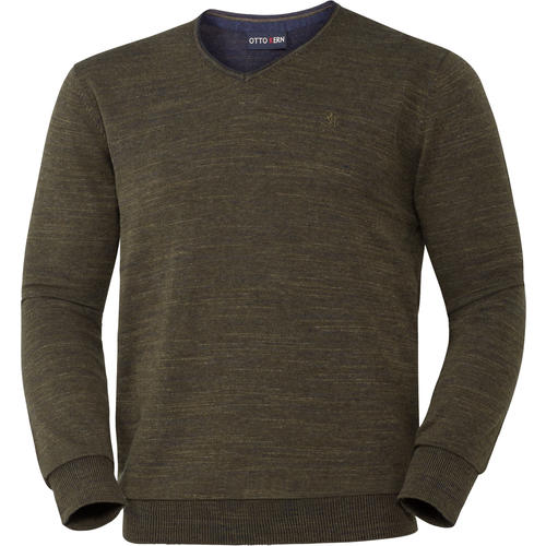 Otto Kern Herren V-Pullover | Bekleidung > Pullover > V-Pullover | Otto Kern
