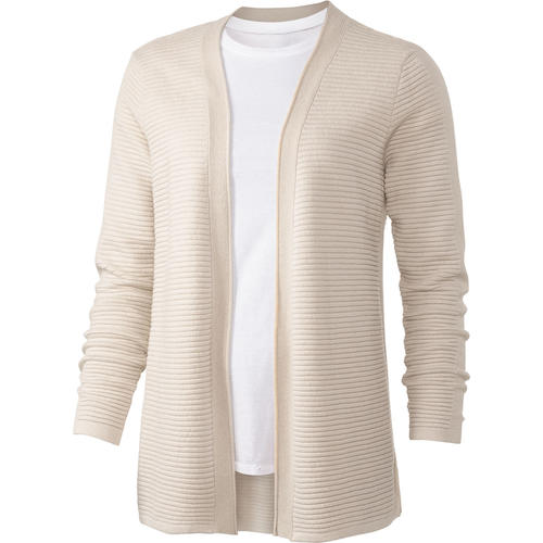 Patsy & Lou Damen Relief Strickjacke